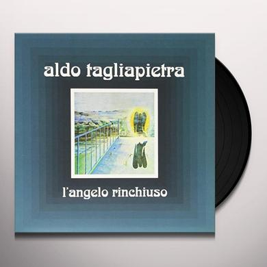 Aldo Tagliapietra L'ANGELO RINCHIUSO Vinyl Record - Italy Import