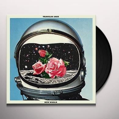 TRAVELIN JACK NEW WORLD Vinyl Record - UK Import
