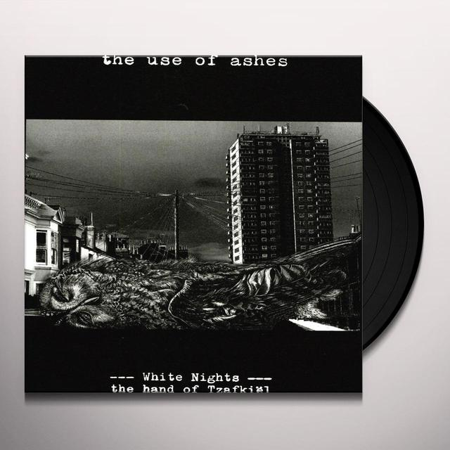 Use Of Ashes WHITE NIGHTS: HAND OF Vinyl Record - Holland Import