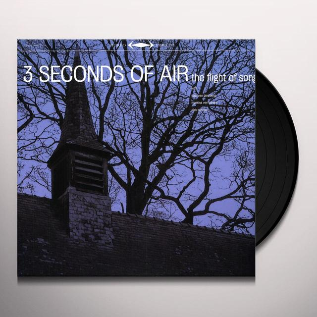 3 Seconds Of Air FLIGHT OF SONG Vinyl Record - Holland Import