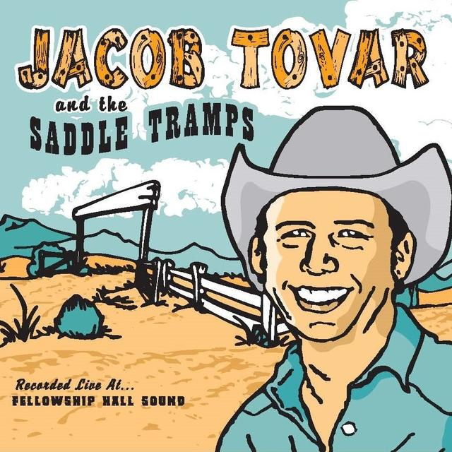 JACOB TOVAR & SADDLE TRAMPS Vinyl Record