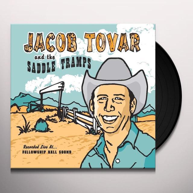 JACOB TOVAR & SADDLE TRAMPS Vinyl Record
