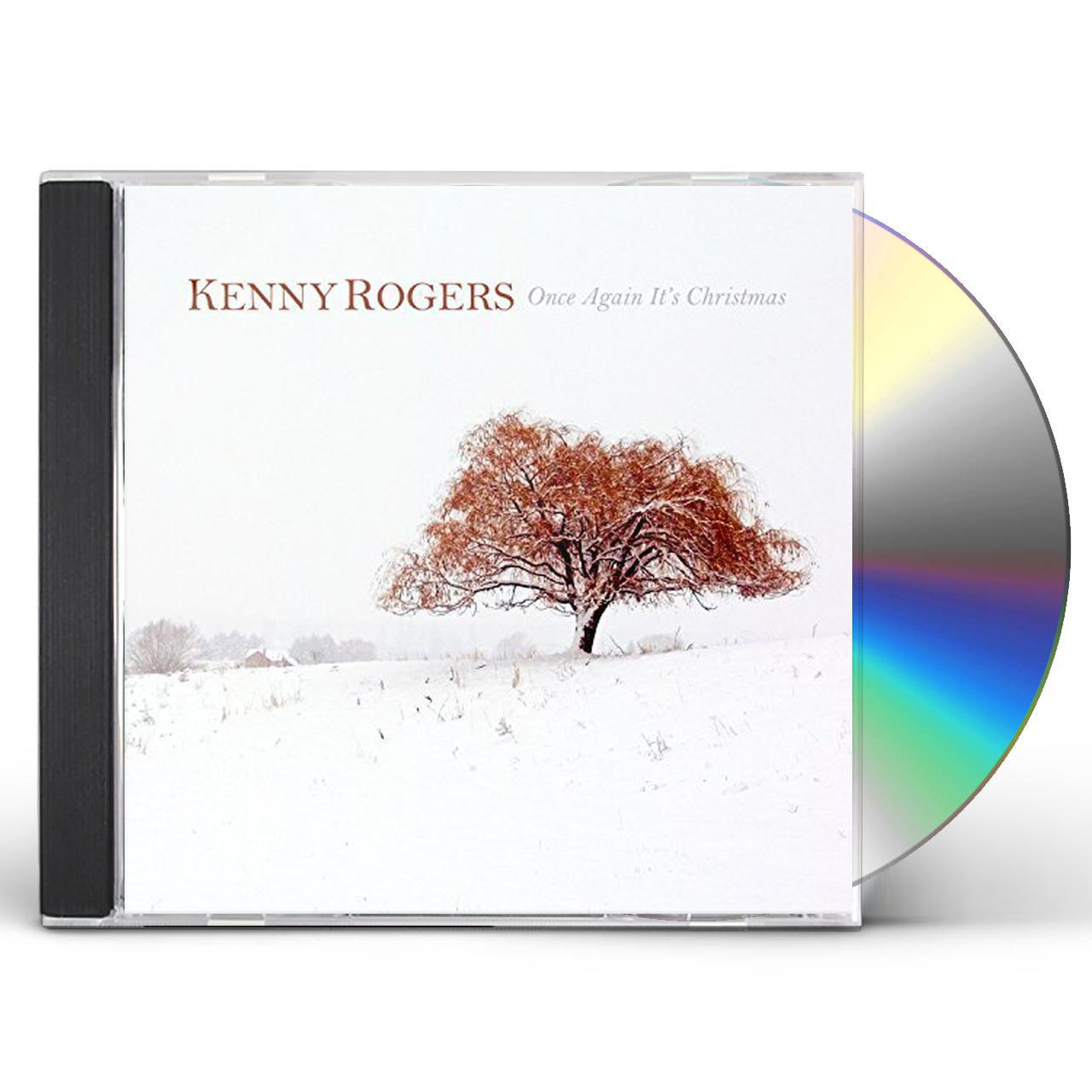 Kenny Rogers ONCE AGAIN IT\'S CHRISTMAS CD