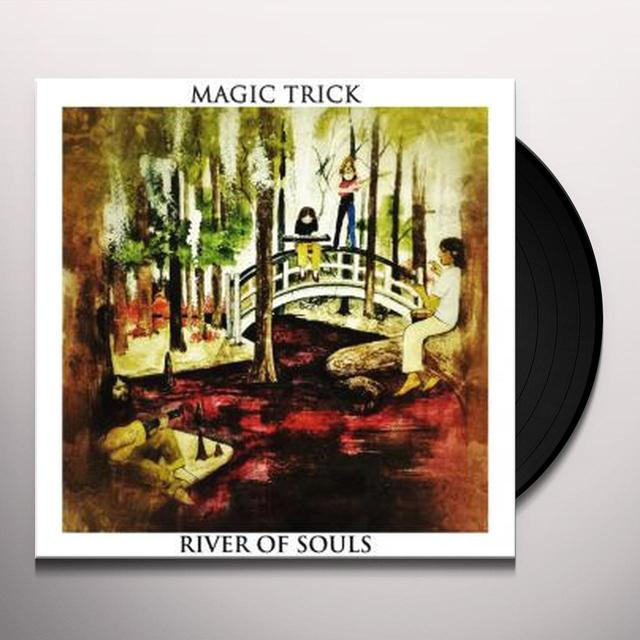 Magic Trick RIVER OF SOULS Vinyl Record