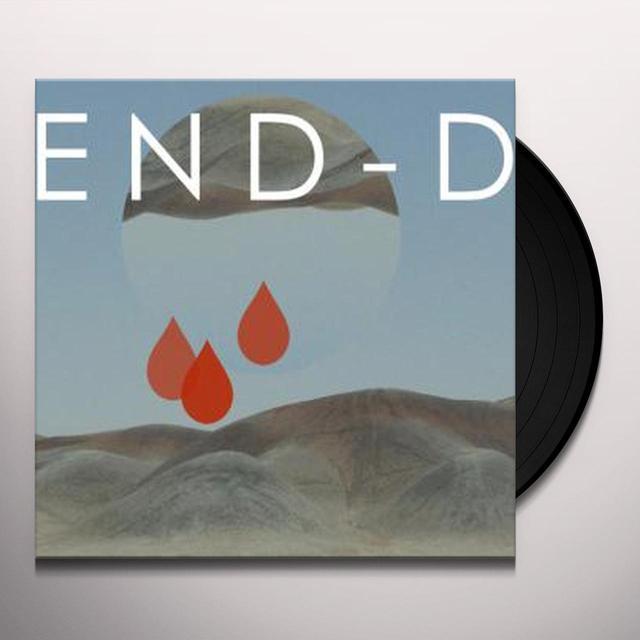PILLARS & TONGUES END-DANCES Vinyl Record