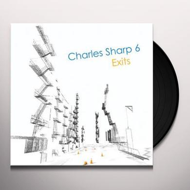 Charles Sharp 6 EXITS Vinyl Record