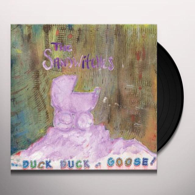 The Sandwitches DUCK DUCK GOOSE Vinyl Record