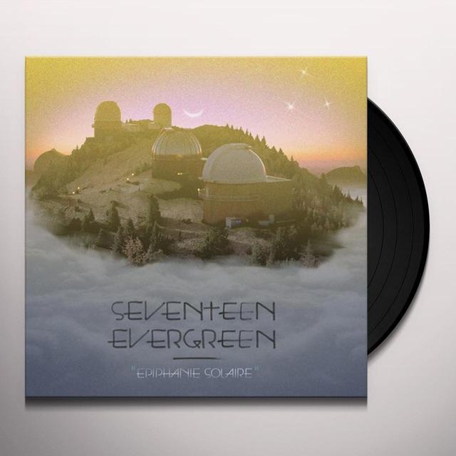 Seventeen Evergreen EPIPHANIE SOLAIRE Vinyl Record