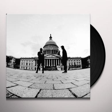 Jucifer DISTRICT OF DYSTOPIA Vinyl Record