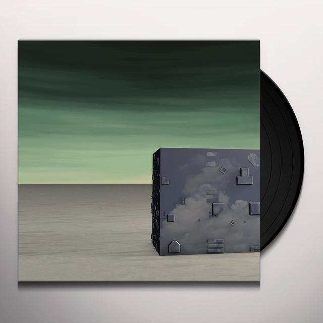 Steve Hauschildt WHERE ALL IS FLED Vinyl Record