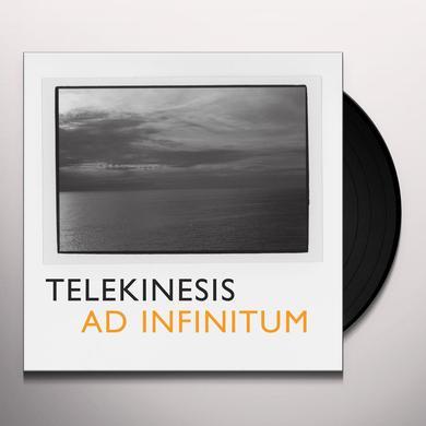 Telekinesis AD INFINITUM Vinyl Record - Digital Download Included
