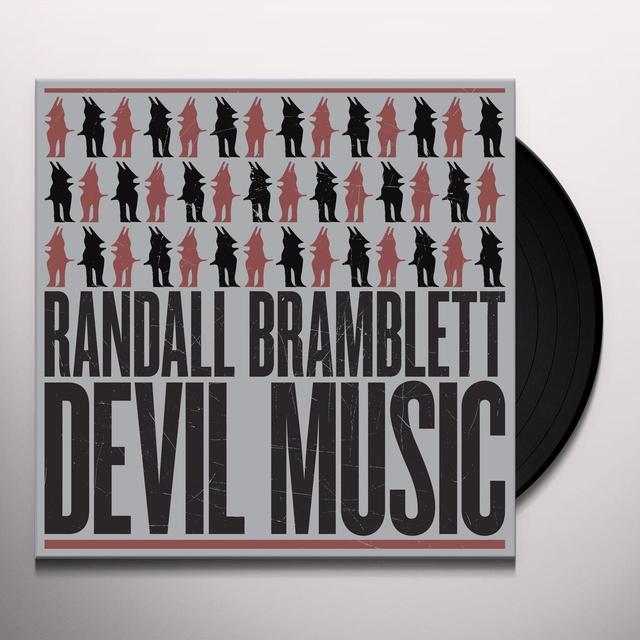 Randall Bramblett DEVIL MUSIC Vinyl Record - Digital Download Included