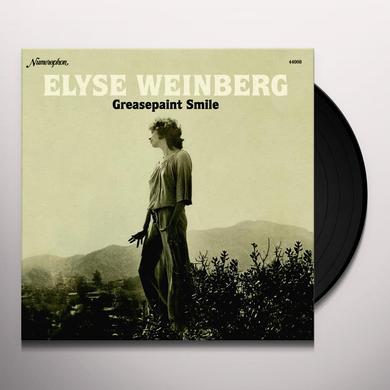 Elyse Weinberg GREASEPAINT SMILE Vinyl Record