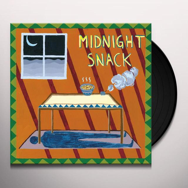 Homeshake MIDNIGHT SNACK Vinyl Record - Digital Download Included