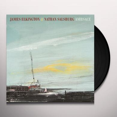 James Elkington, Nathan Salsburg AMBSACE Vinyl Record - Digital Download Included