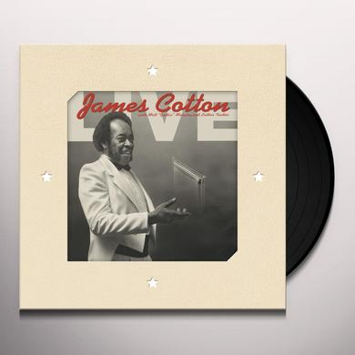 James Cotton LIVE AT ANTONE'S NIGHTCLUB Vinyl Record