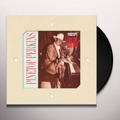 Pinetop Perkins PINETOP'S BOOGIE WOOGIE Vinyl Record - 180 Gram Pressing, Digital Download Included