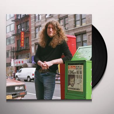King Cyst KING OF NEW YORK Vinyl Record