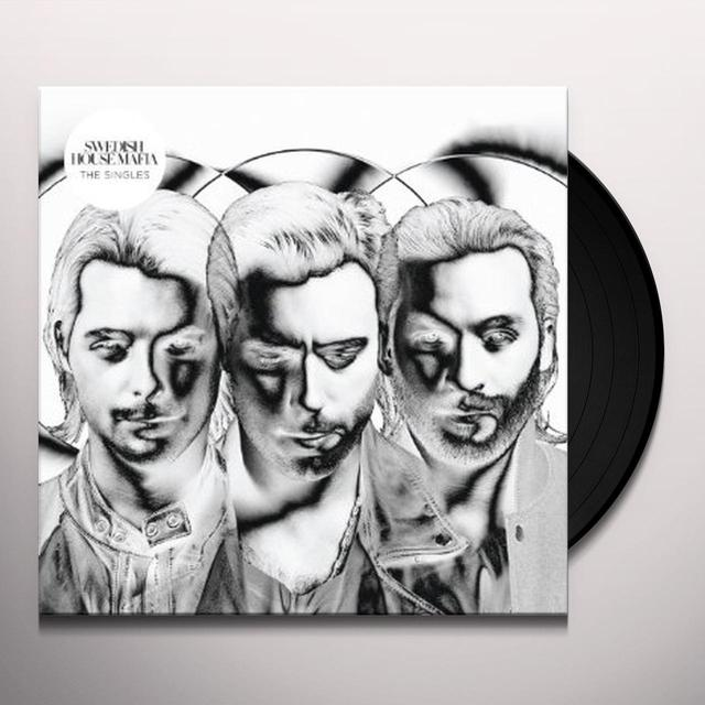 Swedish House Mafia SINGLES Vinyl Record - Holland Import