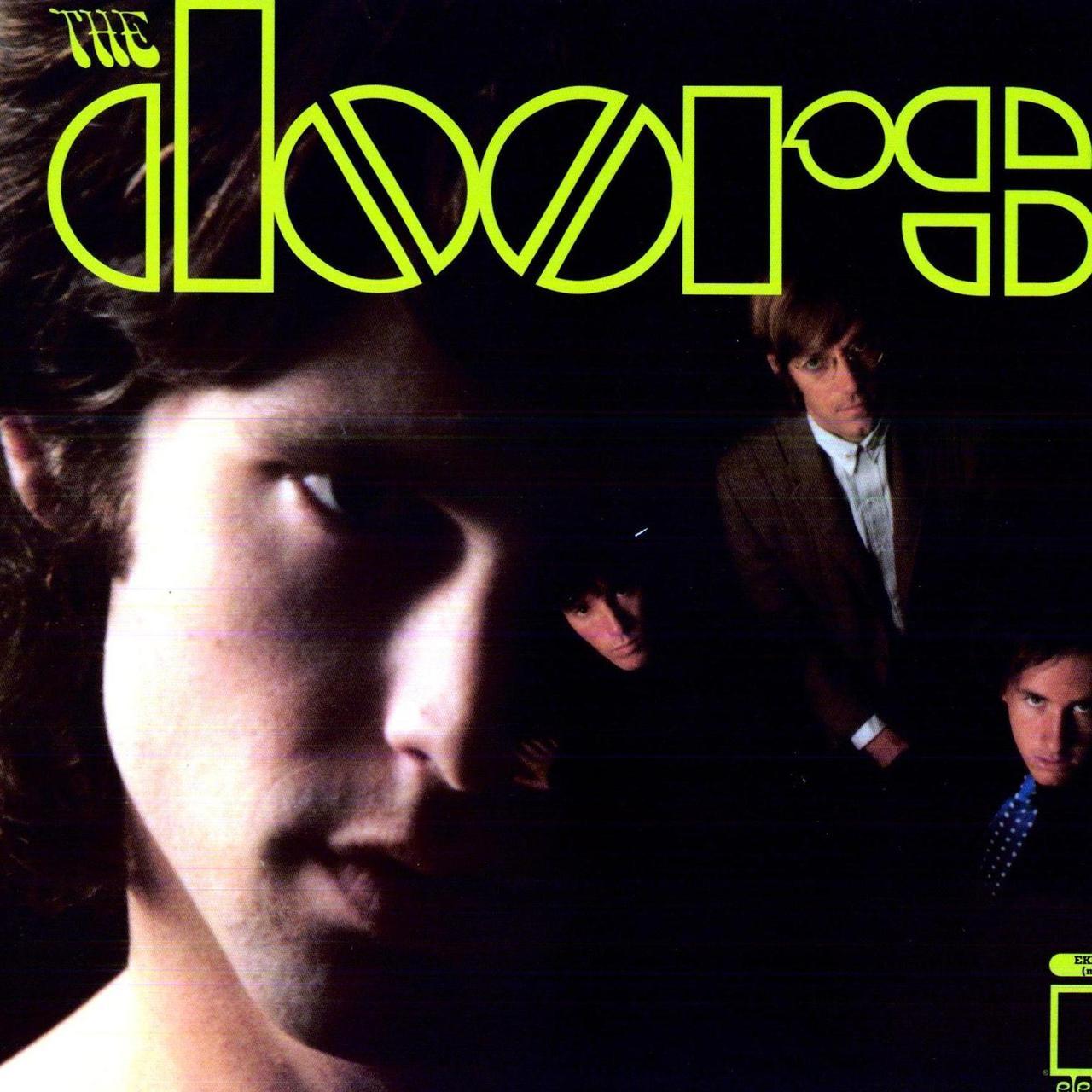 Doors Mono Rsd Exclusive Vinyl Record