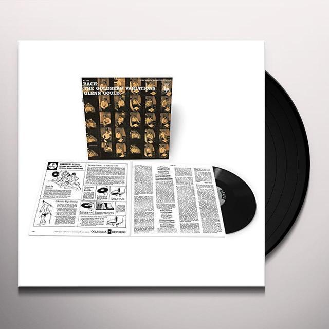 Glenn Gould BACH: GOLDBERG VARIATIONS BWV 988 (1955 RECORDING) Vinyl Record