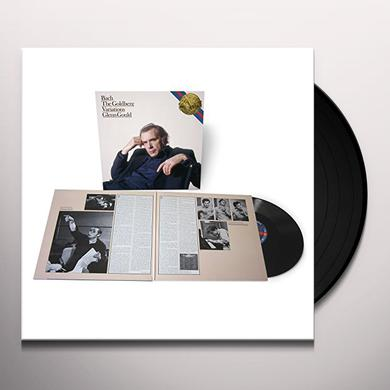 Glenn Gould BACH: GOLDBERG VARIATIONS BWV 988 (1981 RECORDING) Vinyl Record