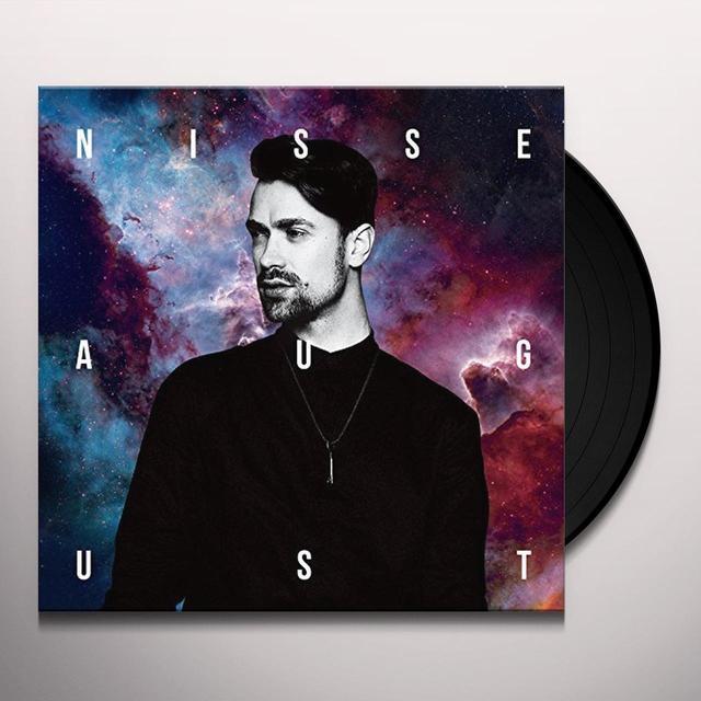 NISSE AUGUST  (HK) Vinyl Record - w/CD