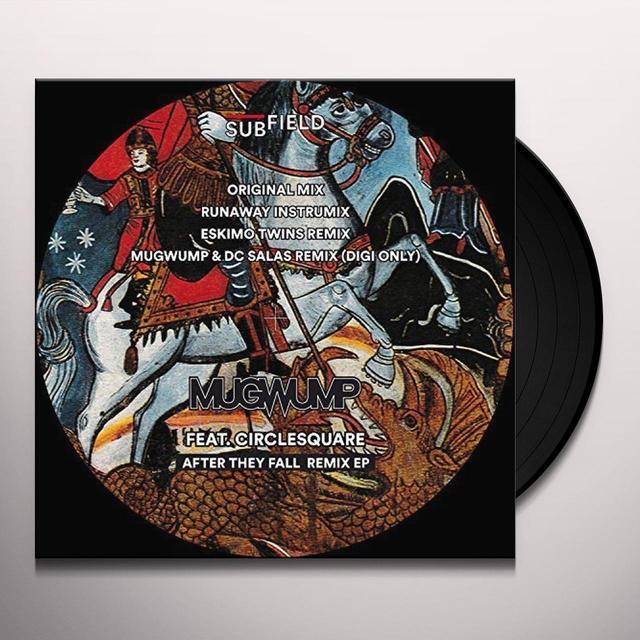 MUGWUMP FT. CIRCLESQUARE AFTER THEY FALL Vinyl Record - UK Import