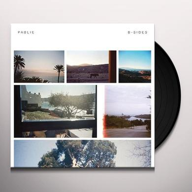 Pablie B SIDES Vinyl Record