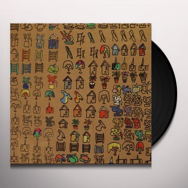 BLANCHE BLANCHE BLANCHE BREAKING MIRRORS Vinyl Record