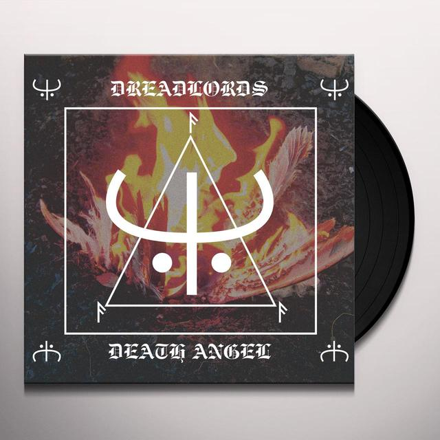 DREADLORDS DEATH ANGEL Vinyl Record
