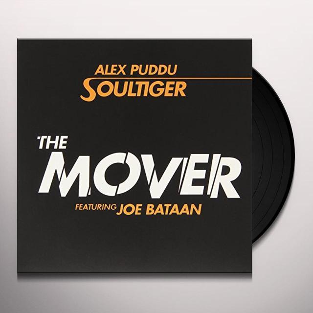 Alex Puddu Soultiger THE MOVER Vinyl Record