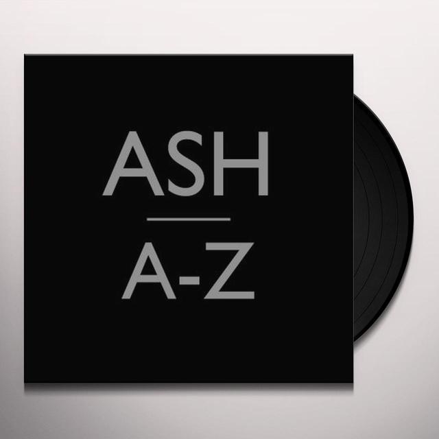 Ash A-Z SERIES Vinyl Record