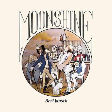 Bert Jansch MOONSHINE Vinyl Record