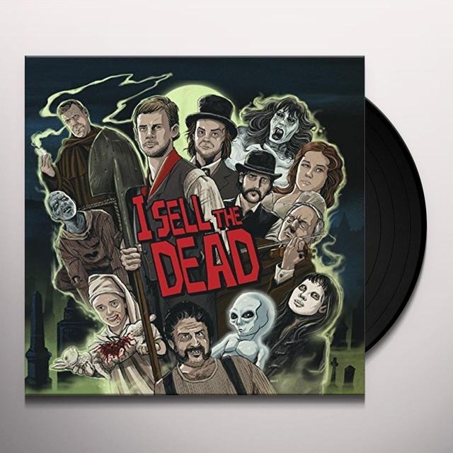 Jeff Grace I SELL THE DEAD (SCORE) / O.S.T. Vinyl Record - Gatefold Sleeve, Limited Edition