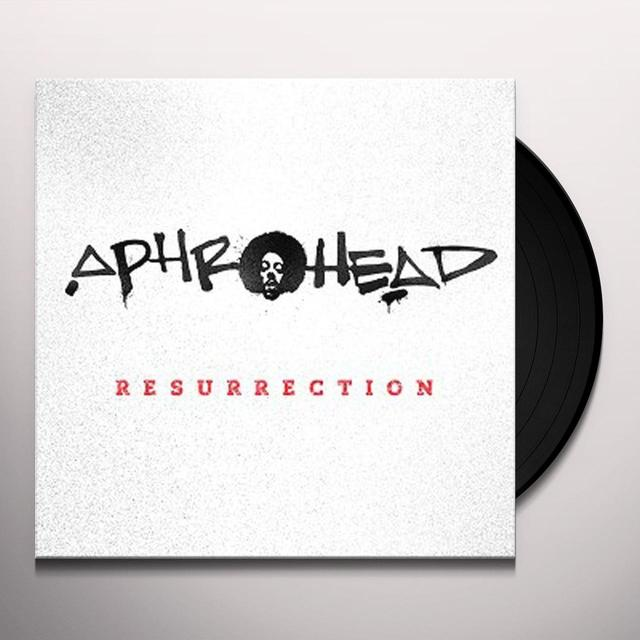 Aphrohead RESURRECTION Vinyl Record