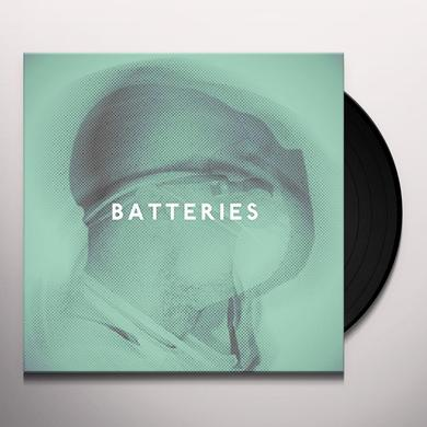 BATTERIES Vinyl Record