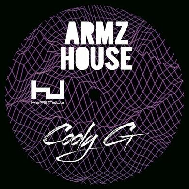 Cooly G ARMZ HOUSE Vinyl Record
