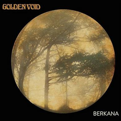 Golden Void BERKANA Vinyl Record