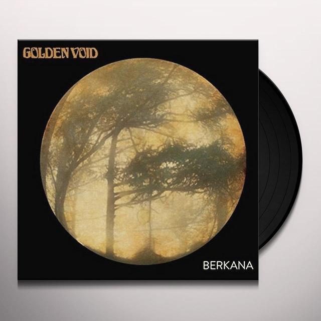 Golden Void BERKANA Vinyl Record - Digital Download Included
