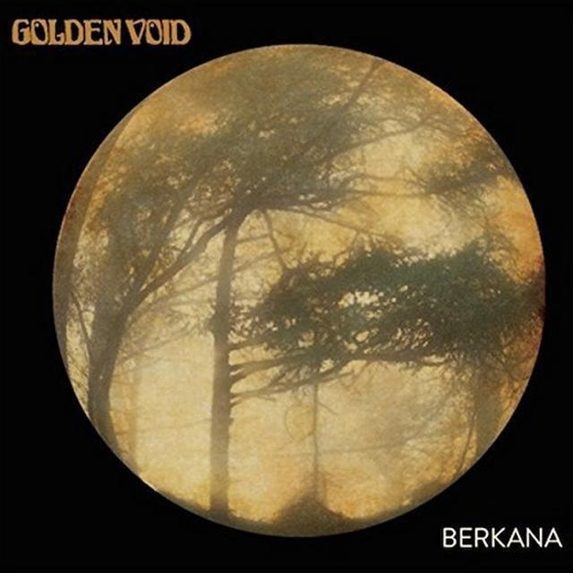 Golden Void BERKANA Vinyl Record