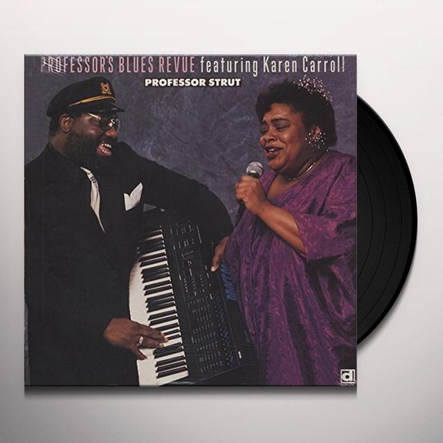 PROFESSOR'S BLUES REVUE PROFESSOR STRUT Vinyl Record