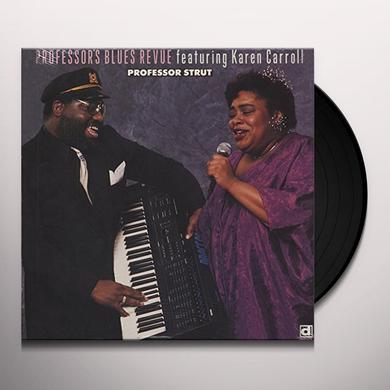 PROFESSOR'S BLUES REVUE PROFESSOR STRUT Vinyl Record