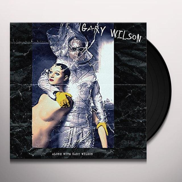 ALONE WITH GARY WILSON Vinyl Record