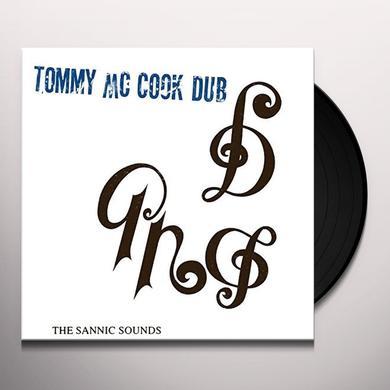 Tommy Mccook SANNIC SOUNDS OF TOMMY Vinyl Record