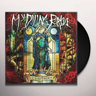 My Dying Bride FEEL THE MISERY Vinyl Record