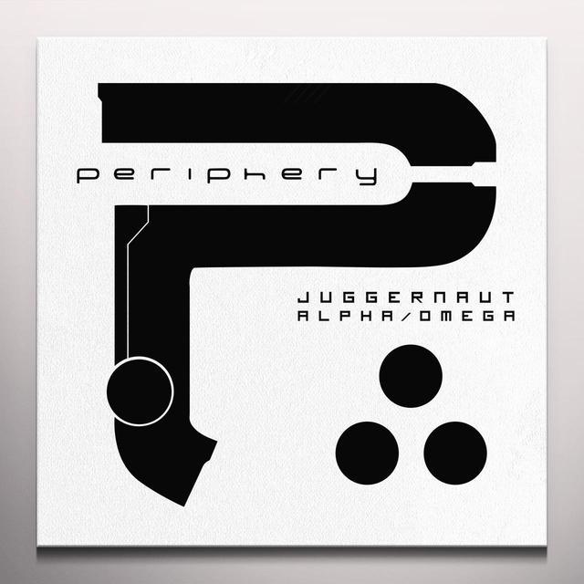 Periphery JUGGERNAUT Vinyl Record - Colored Vinyl, Digital Download Included
