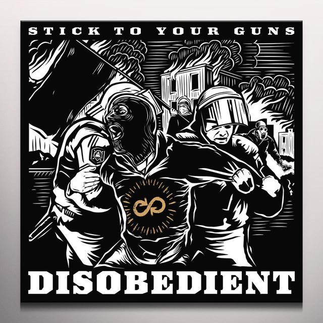 Stick To Your Guns DISOBEDIENT Vinyl Record
