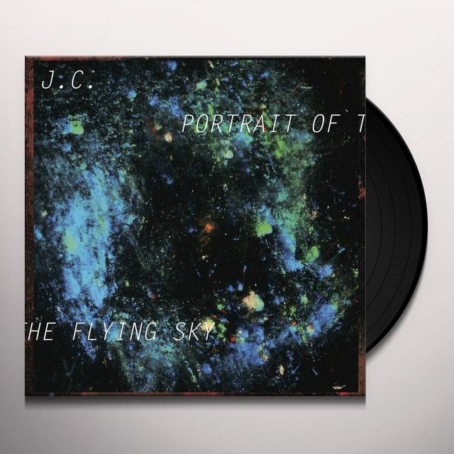 JC PORTRAIT OF THE FLYING SKY Vinyl Record