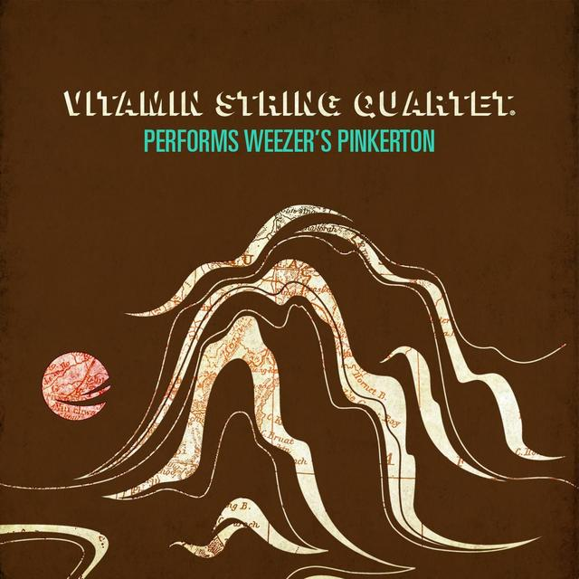 Vitamin String Quartet VSQ PERFOMS WEEZER'S PINKERTON Vinyl Record - Digital Download Included